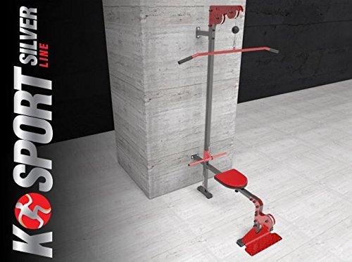 Lat Machine Pulley Alto e Basso K Sport