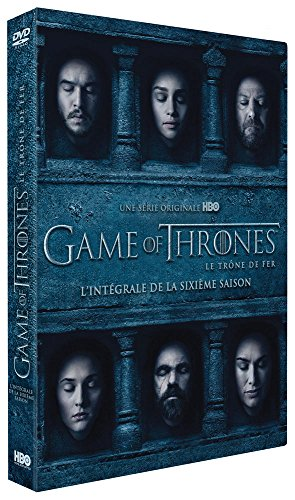 Game of Thrones (Le Trône de Fer) - Saison 6 - DVD - HBO