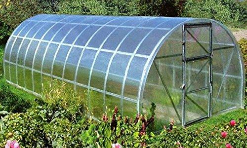 RicHHouse Policarbonato invernadero All Season bioproducts 300cm x 1200cm x 210cm