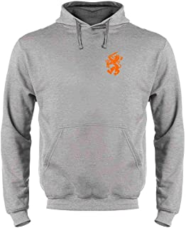Dutch Soccer Retro National Team Holland Costume Sweatshirt Hoodies for Men