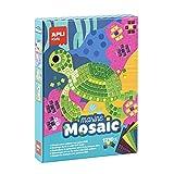 Kit APLI Kids Mosaico Goma EVA Marino