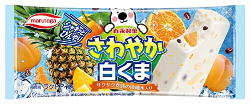 丸永製菓 さわやか白くま90ml×24袋