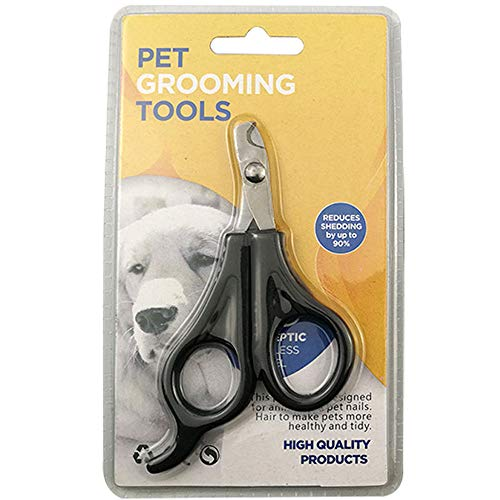 Bepets Cat Nail Clippers, Professional Pet Nail Clippers & Claw Cutter for Small Animals, Cat Claw Clippers Scissors Trimmer for Small Dogs Rabbit Birds, etc.