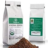 Best Coffee Enemas - Premium Enema™ Organic Enema Coffee (1LB) Light Roast Review