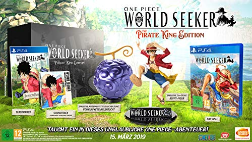 One Piece World Seeker: Collector'S Edition: The Pirate King Edition