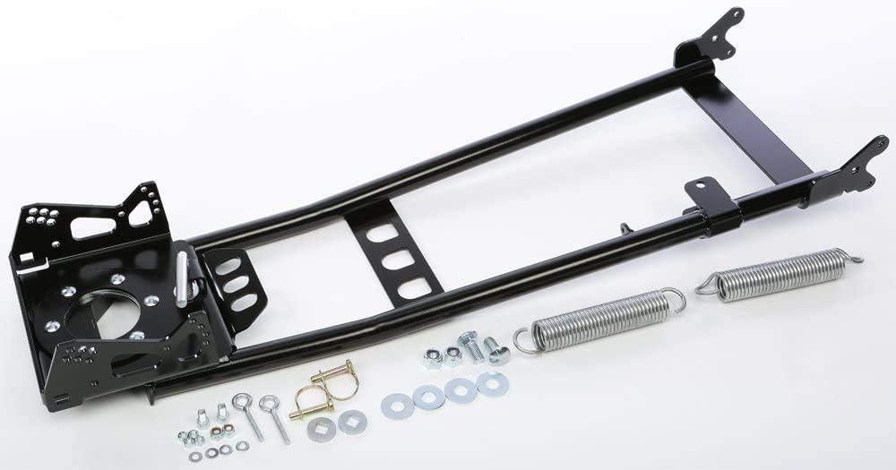 ATV Push Tube Mount Bracket fits /2017-2020 CF Moto CForce 500 S KFI 48 Straight Steel Snowplow Combo Kit 48 Straight Plow
