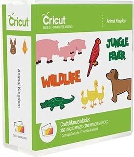 Animal Kingdom Cricut Cartridge