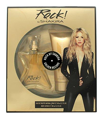 Shakira Rock! EDT 80 ml + BL 100 ml (woman)