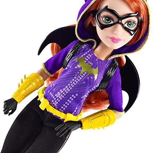 DC Super Hero Girls Muñeca superheroína Batgirl (Mattel DLT64) 6