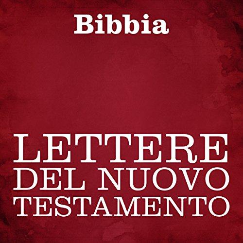 Lettere del Nuovo Testamento copertina