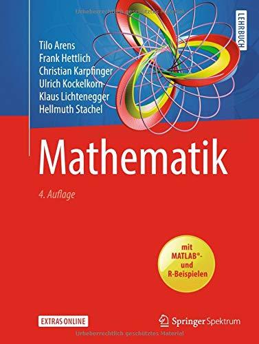 mathematik lehrbuch