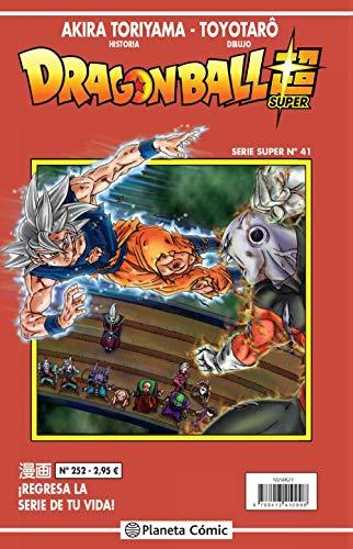Dragon Ball Serie Roja nº 252 (Manga Shonen)