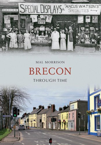 Brecon Through Time (English Edition)