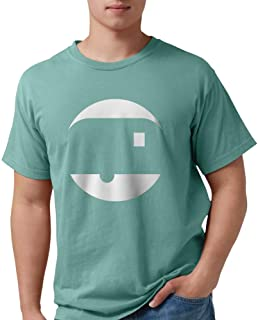 CafePress Negative Space T-Shirt Mens Comfort Colors Shirt