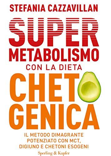 Libro dieta chetogenica