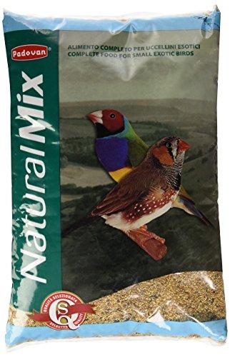 Padovan Naturalmix Esotici 5 kg.