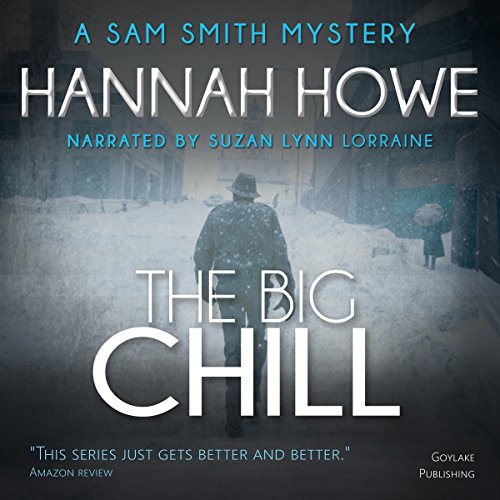 The Big Chill audiobook cover art