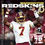 Washington Redskins 2021 Calendar