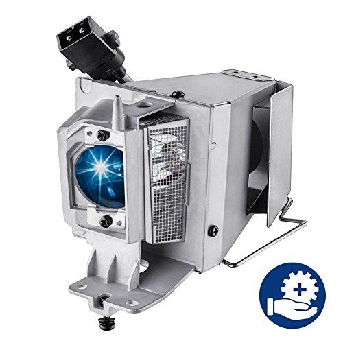 Loutoc BL-FU195C / SP.72J02GC01 SP.71P01GC01 / BL-FU195B Proyector Bombilla para Optoma HD142X HD27 H183X HD240Wi HD140X DS348 W331 W330 S321 DX349 Bombilla de Repuesto, con Carcasa