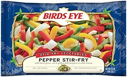 Birds Eye Pepper Stir Fry Vegetables, 16 Ounce (Frozen)