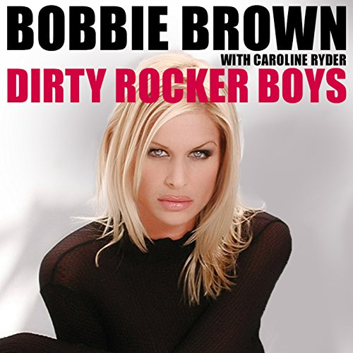 Dirty Rocker Boys audiobook cover art