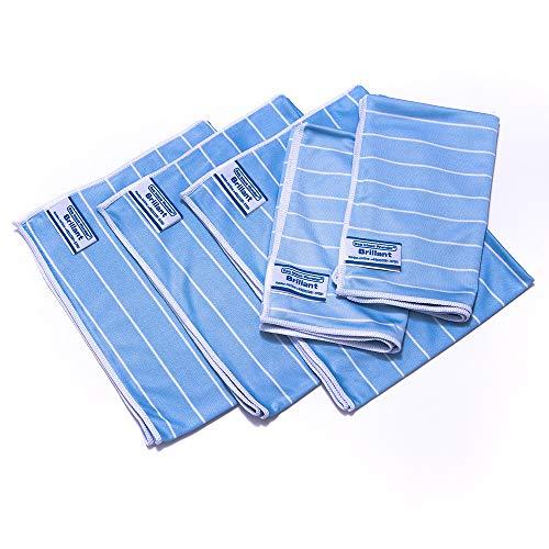Das blaue Wunder Brillant Set 40x50 (5) - Farbe Bunt nach Verfügbarkeit