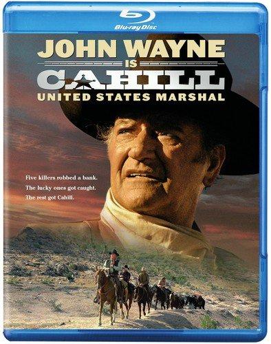 Cahill, U.S. Marshall (BD) [Blu-ray]