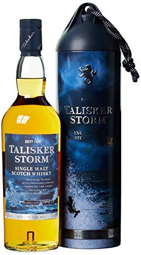 Talisker Storm Fender Limited Edition Whisky mit Geschenkverpackung (1 x 0.7 l)
