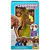 Creatable World - Pack de personajes, cabello con rizos juguete para niños y niñas +6 años (Mattel GKV43) , color/modelo surtido