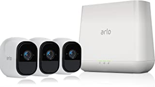 Arlo Pro Wireless Kit de Camara de seguridad para hogar con