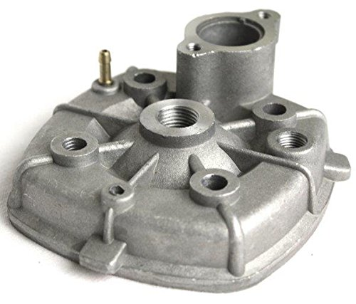 Zylinderkopf 50ccm LC 4-eckig Piaggio LC wassergekühlte Motoren, Piaggio Quarz, NRG, Zip SP 50, Gilera DNA, Runner 50 bis Bj. 97