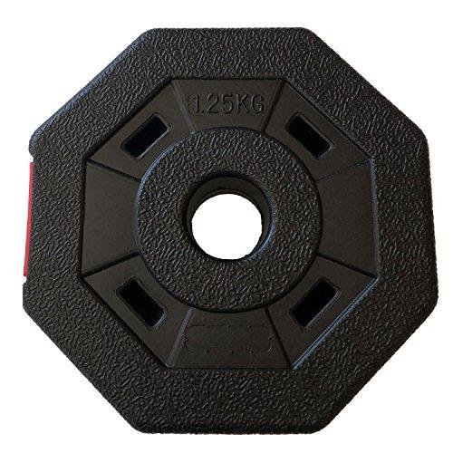 Wout ダンベル用プレート 1.25kg ×2個 (プレート1.25×2個) ダンベル バーベル フィットネス