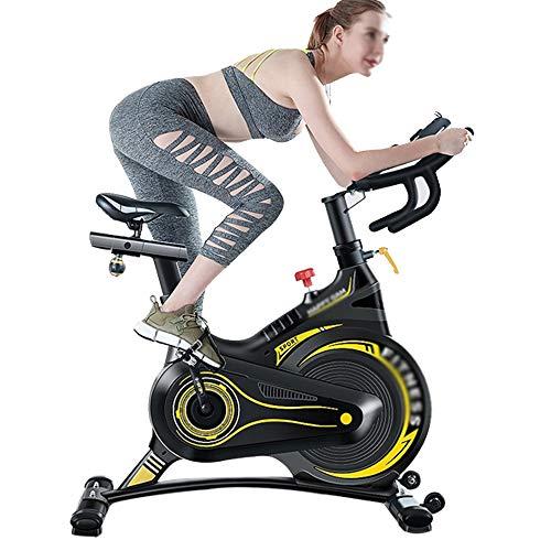 Bicicleta estática YZU para fitness, entrenamiento cardiova