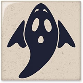 A Winged Halloween Ghost Ceramic Bisque Tiles Bathroom Decor Kitchen Ceramic Tiles Wall Tiles