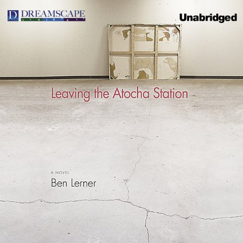 Leaving the Atocha Station audiobook cover art