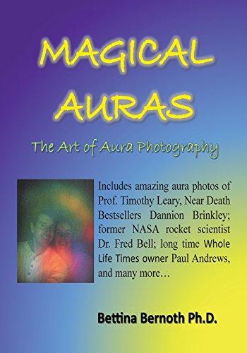 Magical Auras: The Art of Aura Photography