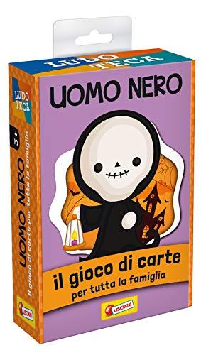 Lisciani Giochi Ludoteca Le Carte dei Bambini Uomo Nero