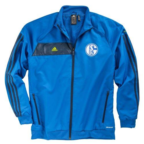 G72799|Adidas Nitrocharge Jacke Blue|S