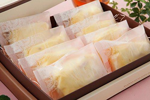 チーズクレープ (8個入)【 お中元 ご贈答】【レアチーズのクレープ包み】