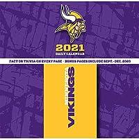 TURNER Sports Minnesota Vikings 2021 Box Calendar (21998051444)