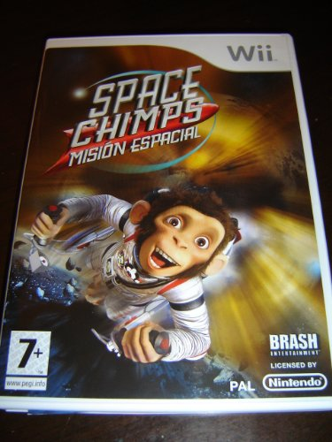 Space Mission Space Chimps, Wii