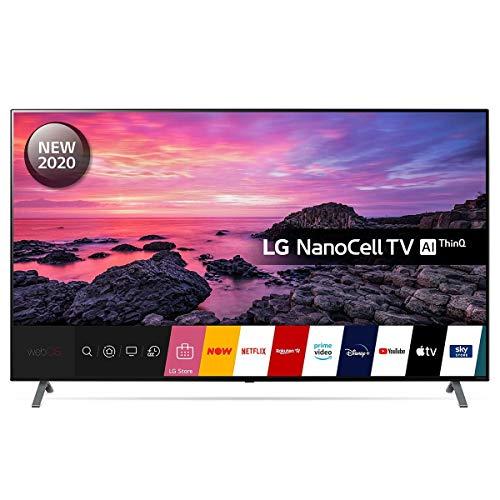 LG Electronics Uk Ltd. 75NANO906NA 75inch NanoCell 4K HDR LED SMART TV WiFi Dolby Atmos