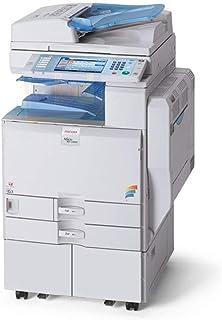 Ricoh Aficio MP C4500 Tabloid-Size Color MFP Laser Multifunction Copier - A3, 45ppm, Copy, Print, Scan, Duplex, 2 Trays, S...