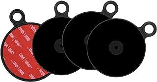 Bracketron Nav-Mat III Universal Portable GPS Friction Dash Pad Anti-skid works with Windshield Suction Mount for Garmin Nuvi TomTom Via Go Magellan DashCam Navigator Smartphones UFM-340-BL