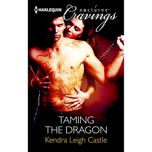 Taming the Dragon audiobook cover art