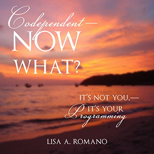 Codependent - Now What? audiobook cover art
