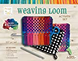 Make Your Own Potholders Weaving Loom Kit Arts and Crafts Kit for Kids Girls and Boys Ages 6 7 8 9 10 11 12 13 Years Old and Up