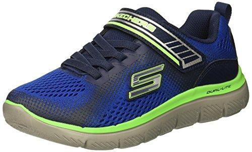 Skechers Kinder Low Flex Advantage 2.0 - GEO Blast 97499L BLNV blau 620215