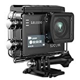 SJCAM Legend SJ6 Sports Gyro Action Camera with 2' Dual LCD Touch Screen, 1080p Resolution, Black