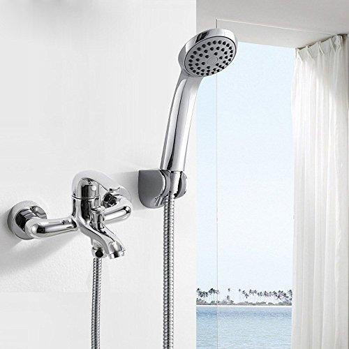 SDKKY robinet de haut grade, douche, unique et double fonction douche robinet